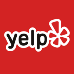 Yelp review button for Synergy Chiropractic